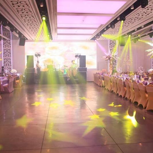 קייטרינג האצולה - רחבת ריקודים